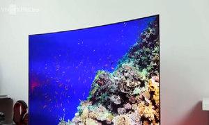 TV Samsung Q8C