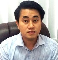 Giám đốc Sở Công Thương Hậu Giang Huỳnh Thanh Phong. Ảnh: Vị Thanh.
