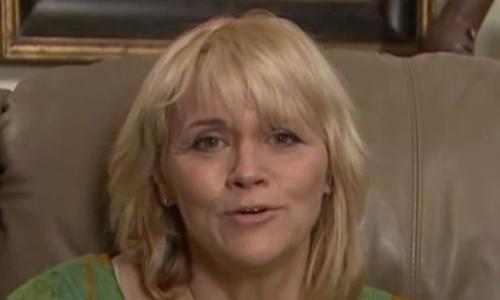 Samantha Markle, chị của cô Meghan Markle. Ảnh: ITV.