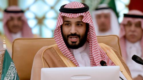Thái tử Arab Saudi Mohammed Bin Salman. Ảnh: AFP.