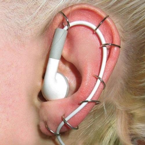 Tác dụng của khuyên tai.