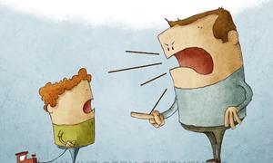 Lý do cha mẹ không nên la mắng con