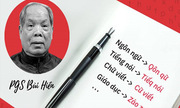 Phản biện về cải cách tiếq Việt