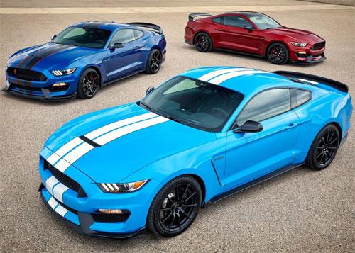 Cuộc đua doanh số quyết liệt trên thị trường ôtô Mỹ 2017 - 2