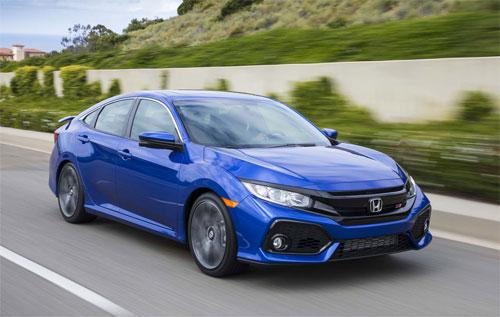 Civic dẫn đầu doanh số phân khúc xe cỡ nhỏ.