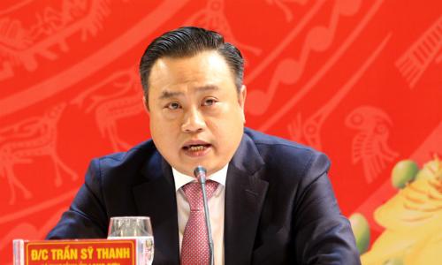 Ông Trần Sỹ Thanh, tân Chủ tịch PVN. Ảnh: K.D