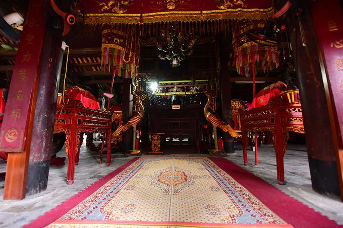 Đình cổ nhất Việt Nam trở thành di tích quốc gia đặc biệt