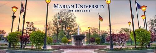 Học bổng 100% từ Marian University, Indianapolis của Mỹ