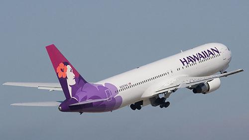 Một chuyến bay của hãng Hawaiian Airlines
