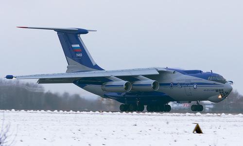 Chiếc Il-976 SKIP vừa được Nga hồi sinh. Ảnh: Russian Planes.