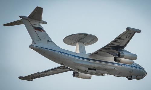 Chiếc Il-976 SKIP nguyên bản duy nhất còn hoạt động. Ảnh: Livejournal.