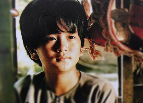 Cảnh trong phim Đất phương Nam, được chuyển thể từ tiểu thuyết Đất rừng phương Nam.