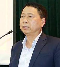 Chủ tịch UBND huyện Quốc Oai Nguyễn Hồng Lâm. Ảnh:Cổng thông tin điện tử Quốc Oai.