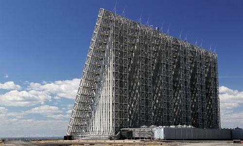 Một hệ thốngradar Voronez của Nga. Ảnh:Science Pole.