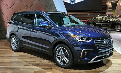 SUVphù hợp với thị hiếu của người Mỹ khi họ không còn muốn lựa chọn sedan hoặc các xe cỡ nhỏ.