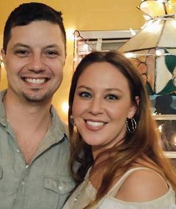 David và Heather đã yêu nhau hai năm. Ảnh: Facebook
