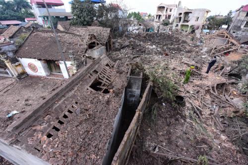 Мощный взрыв прогремел во Вьетнаме. Среди погибших двое детей