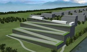 Tổ hợp văn phòng mới có sức chứa 4.500 người của Google