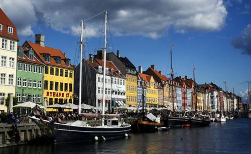 Người đàn ông say xỉn đã bắt taxi đi từthủ đô Copenhagen, Đan Mạch về Oslo, Na Uy. Ảnh: AFP