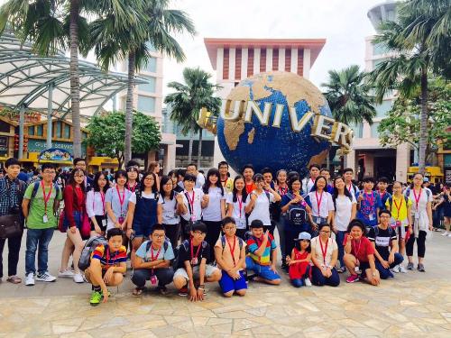 Trải nghiệm văn hóa độc đáo tại Singapore dịp Tết - 2