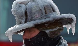 Cuộc sống tại vùng 'lạnh hơn sao Hỏa' ở đông bắc Mỹ