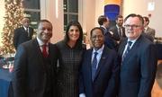 Mỹ mở tiệc cảm ơn các nước ủng hộ trong bỏ phiếu về Jerusalem
