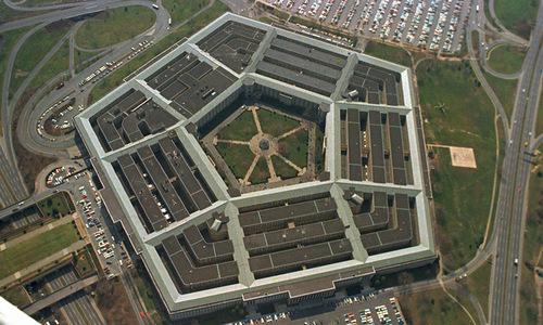 Lầu Năm Góc, trụ sở Bộ Quốc phòng Mỹ. Ảnh: AFP.
