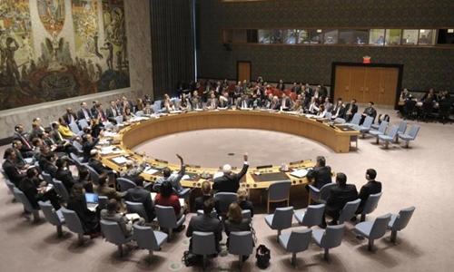 Một phiên họp Hội đồng Bảo an. Ảnh: UN.