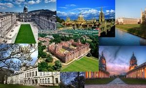 10 đại học đẹp nhất Anh quốc