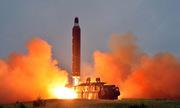Nghi vấn tên lửa Triều Tiên rơi gần khu dân cư năm 2017