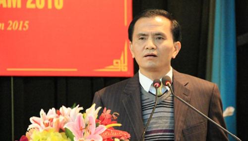 Ông Ngô Văn Tuấn bị cắt hết chức vụ trong Đảng. Ảnh: Lam Sơn.