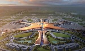 Sân bay 12 tỷ đô lớn nhất thế giới ở Bắc Kinh