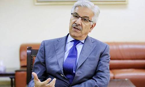 Ngoại trưởng Pakistan Asif. Ảnh: India Today.