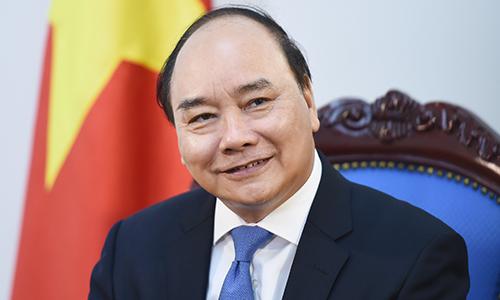 Thủ tướng Nguyễn Xuân Phúc. Ảnh: BNG.