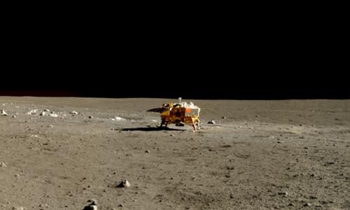 Trung Quốc sẽ nghiên cứu tác động của môi trường trên Mặt Trăng đến sinh vật Trái Đất. Ảnh: Ancient Code.