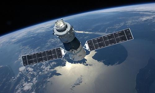 Trạm Thiên Cung 1 đang hạ thấp dần độ cao trên quỹ đạo. Ảnh: Wikipedia.
