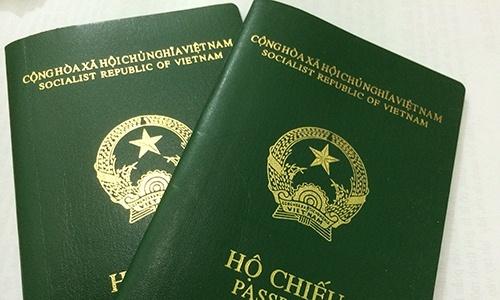 Bốn loại hộ chiếu cần phân biệt