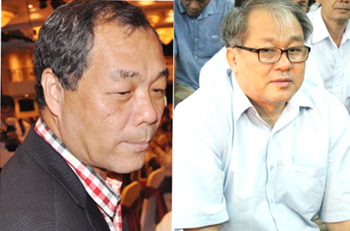 Ông Bê bị cáo buộc giúp ông Phạm CôngDanh gây thiệt hại cho VNCB 1.800 tỷ đồng.