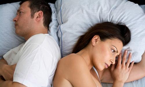 Tôi chưa bao giờ rung động khi gần gũi chồng