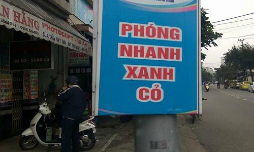 Khẩu hiệu tuyên truyền chất nhất Việt Nam.