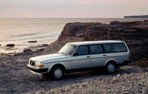 Volvo 245 GL Wagon 1979.