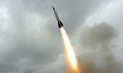 Tên lửa phòng không tầm ngắn Aster-15. Ảnh: MDBA.