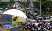 Ôtô di chuyển dải phân cách sẽ chống được kẹt xe ở Việt Nam?