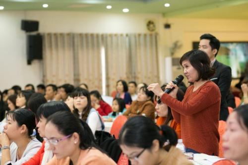 Giáo viên Bình Định được tập huấn phương pháp dạy tiếng Anh - 2
