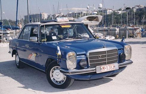 Mercedes 240D 1976.