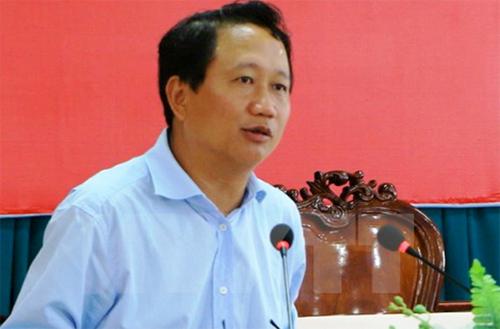 Ông Trịnh Xuân Thanh khi còn đương chức.