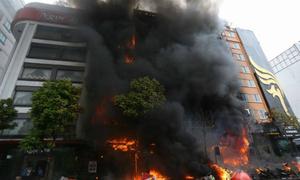 Điều tra lại vụ cháy quán karaoke làm 13 người chết