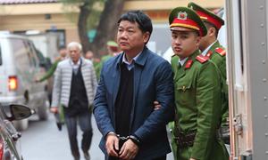 Ông Đinh La Thăng, Trịnh Xuân Thanh hầu tòa