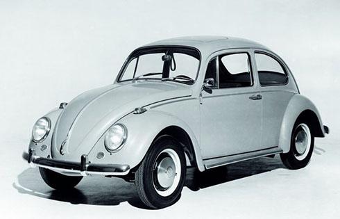 VW Beetle 1963.