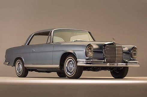 Mercedes 250SE 1966.